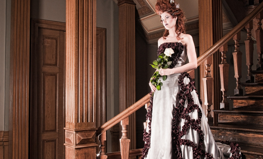 Rococo museum dresses model hair fashion stinej for What is the other name for the rococo style